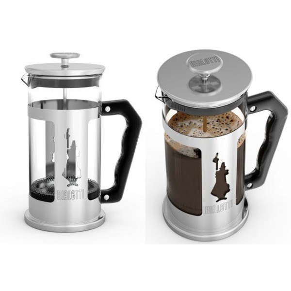 Cafetiere piston inox